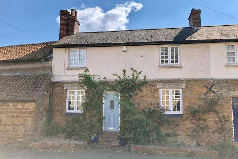 2 Bedrooms Cottage House for sale in Wartnaby Road, Ab Kettleby
