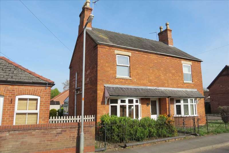 3 Bedrooms Semi Detached House for sale in Eastgate, Heckington