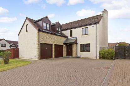 4 Bedrooms Detached House for sale in Fyne Court, Glenrothes