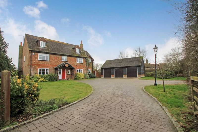 5 Bedrooms Detached House for rent in Mill Road, Slapton