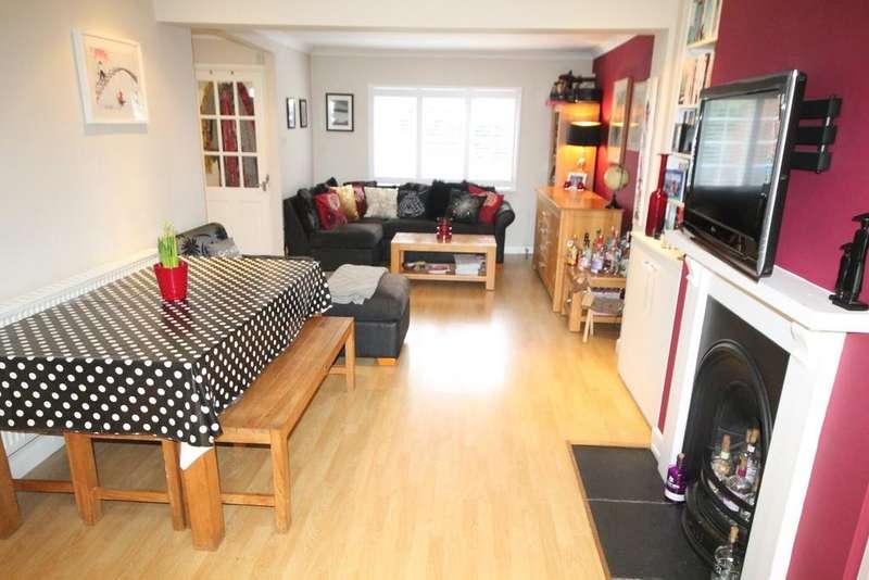 3 Bedrooms Terraced House for sale in Adeys Close, Newbury, RG14
