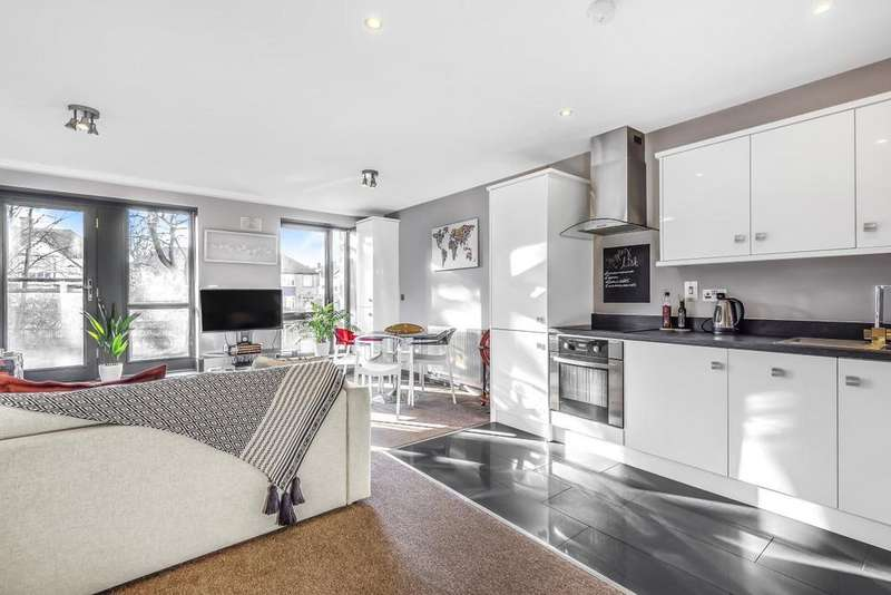2 Bedrooms Flat for sale in Tulse Hill, Brixton