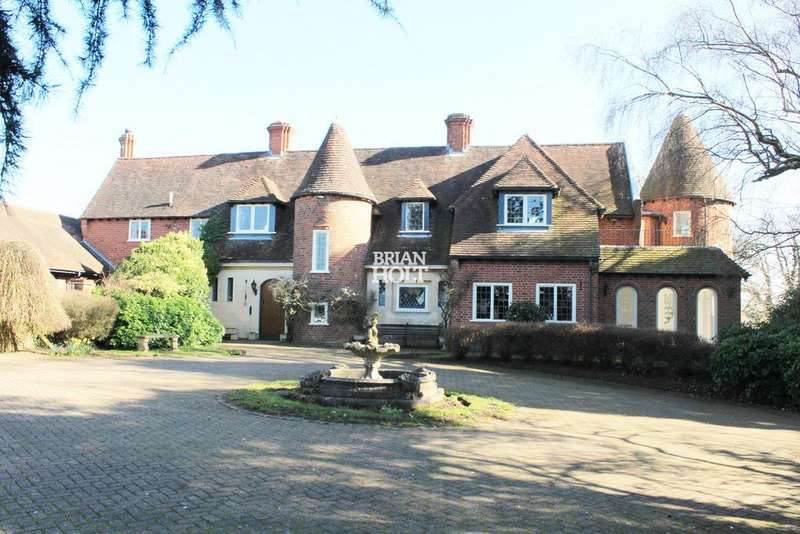 5 Bedrooms Detached House for sale in Hill Wootton, Warwick