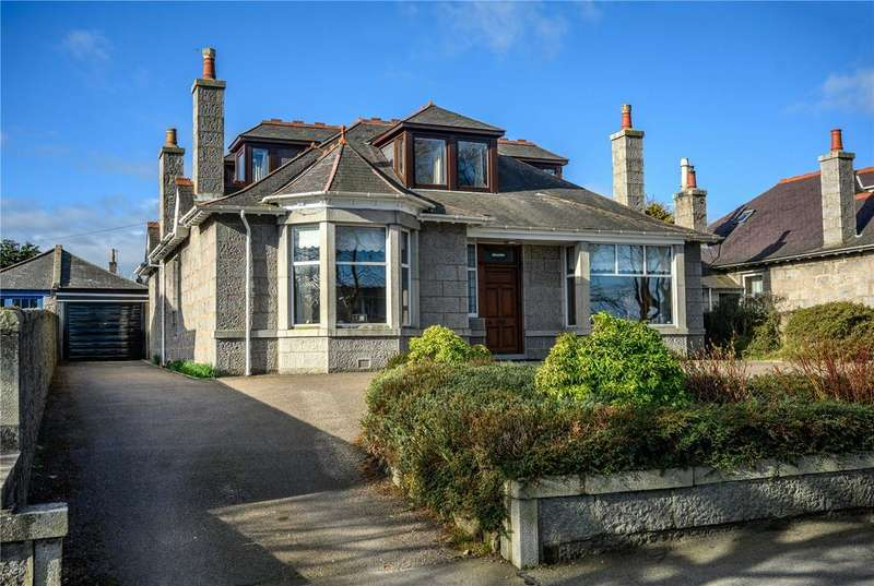 4 Bedrooms Detached House for sale in Ardgowan, 37 Anderson Drive, Aberdeen, AB15