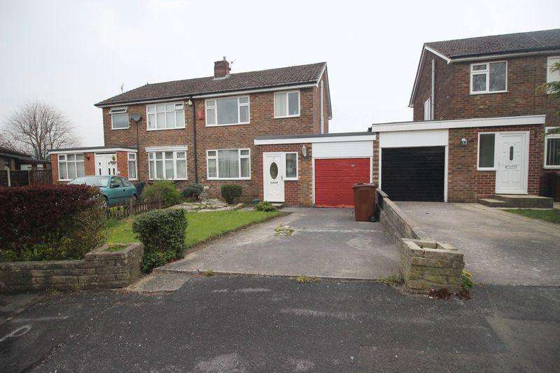 3 Bedrooms Semi Detached House for sale in Pinfold, Hadfield