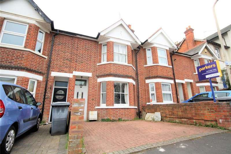 3 Bedrooms Terraced House for sale in Lorne Street, Reading, Berkshire, RG1