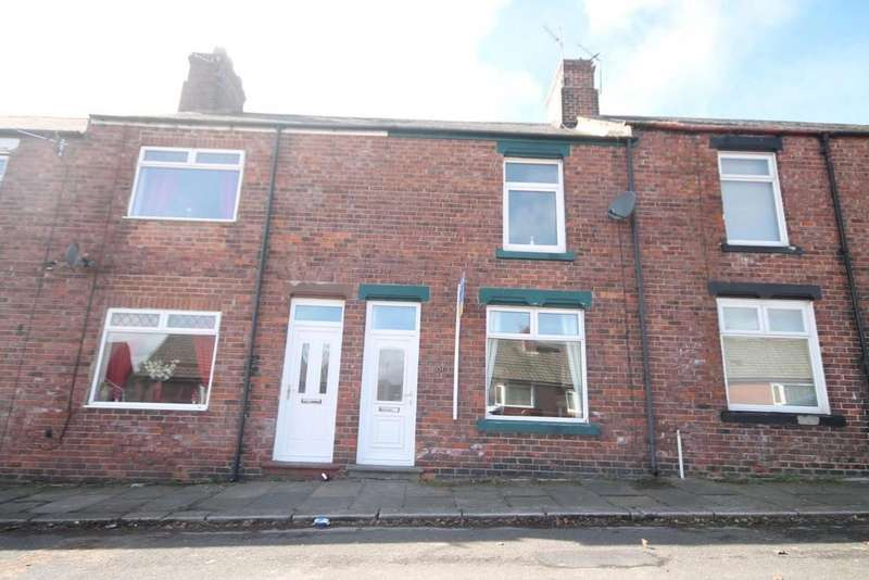 2 Bedrooms Terraced House for rent in Waterloo Terrace, Shildon