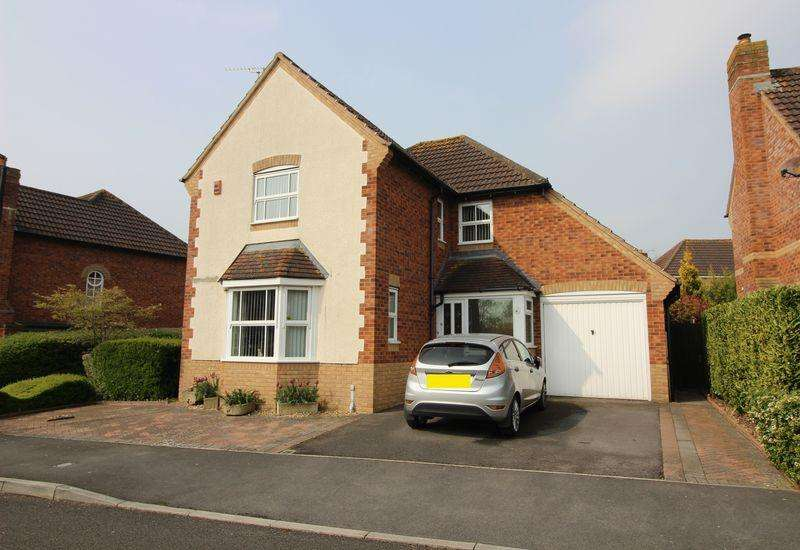 4 Bedrooms Detached House for sale in Watercress Close, Wraxall