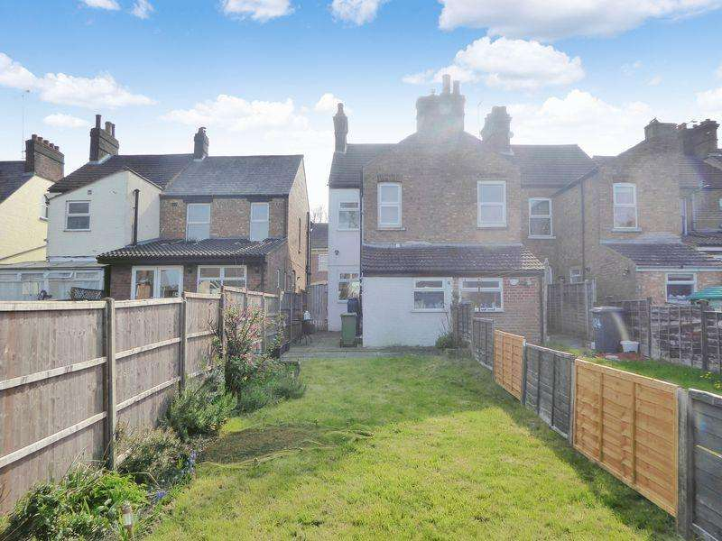 3 Bedrooms End Of Terrace House for sale in Victoria Street, Dunstable