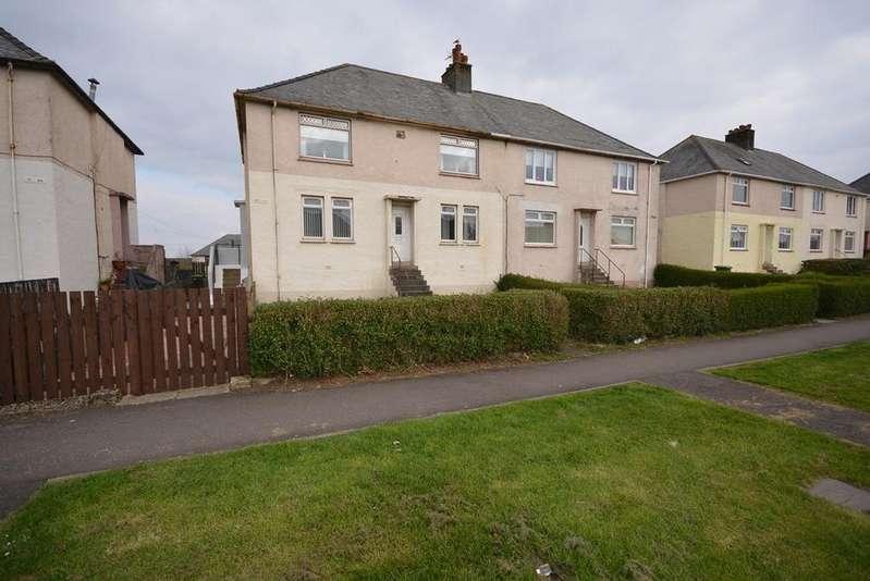2 Bedrooms Flat for sale in Munro Avenue, Kilmarnock, KA1