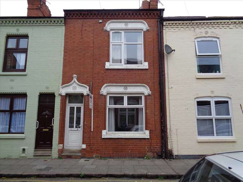 4 Bedrooms Terraced House for sale in Biddulph Street, LEICESTER