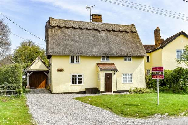 3 Bedrooms Cottage House for sale in Near Hatfield Forest, Bishop's Stortford, Essex