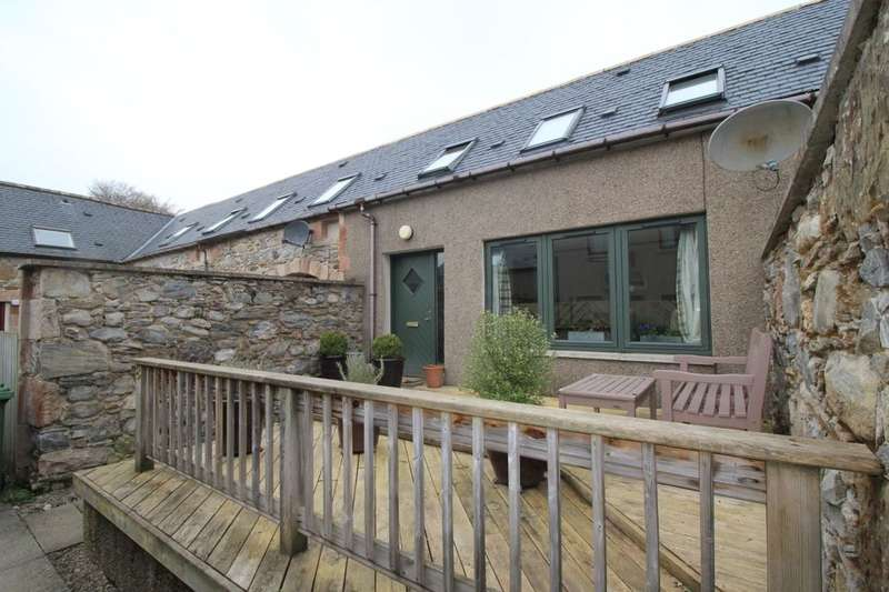2 Bedrooms Property for sale in Evanton, Dingwall, IV16
