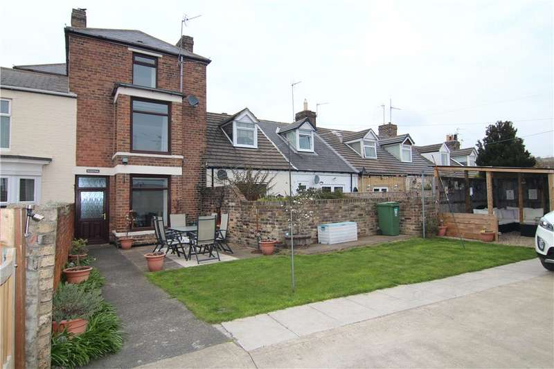 4 Bedrooms Terraced House for sale in Crook, Durham, DL15