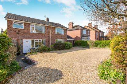 4 Bedrooms Detached House for sale in Bradeley Road, Haslington, Crewe, Cheshire