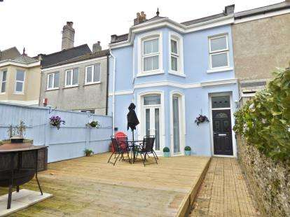4 Bedrooms Terraced House for sale in Ford, Plymouth, Devon