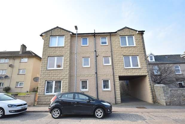 2 Bedrooms Flat for sale in Clifton Terrace, Lossiemouth, Lossiemouth