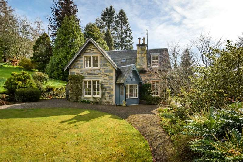 3 Bedrooms Detached House for sale in Deans Cross, Dunkeld, Perthshire, PH8