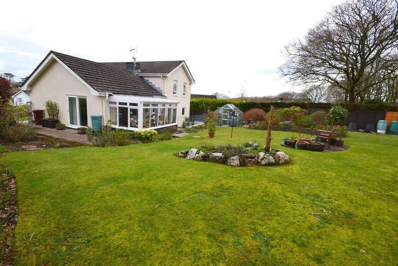 3 Bedrooms Detached House for sale in Nyth Gwennol, Saundersfoot