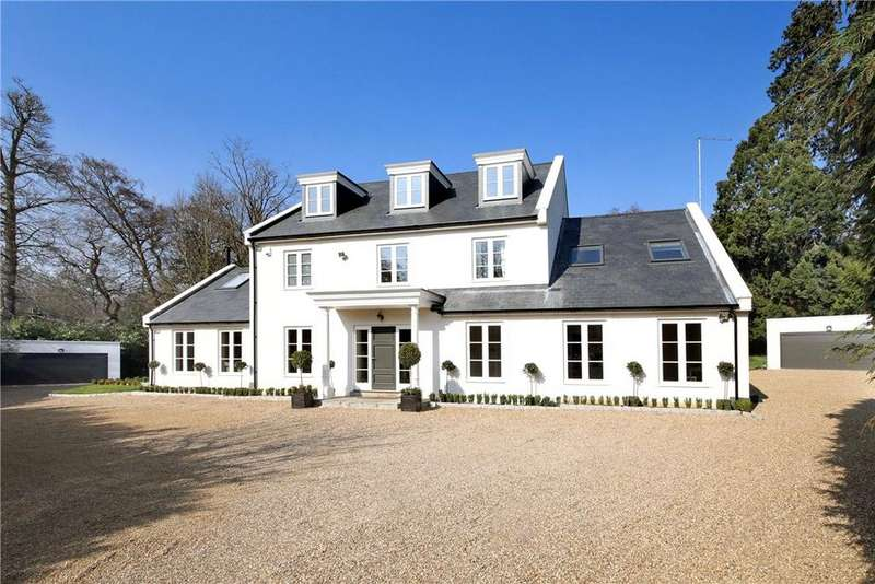 5 Bedrooms Detached House for sale in Englemere Park, Kings Ride, Ascot, Berkshire, SL5