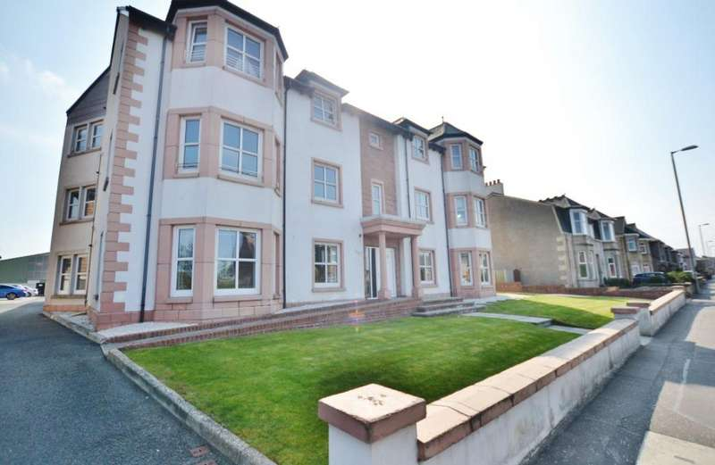 2 Bedrooms Flat for sale in Ayr Road, Prestwick, South Ayrshire, KA9 1SY