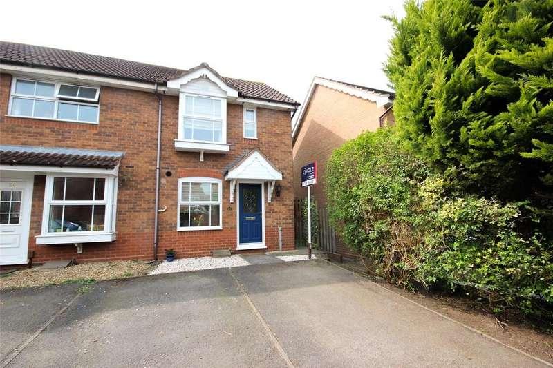 2 Bedrooms End Of Terrace House for sale in Pursey Drive, Bradley Stoke, Bristol, BS32