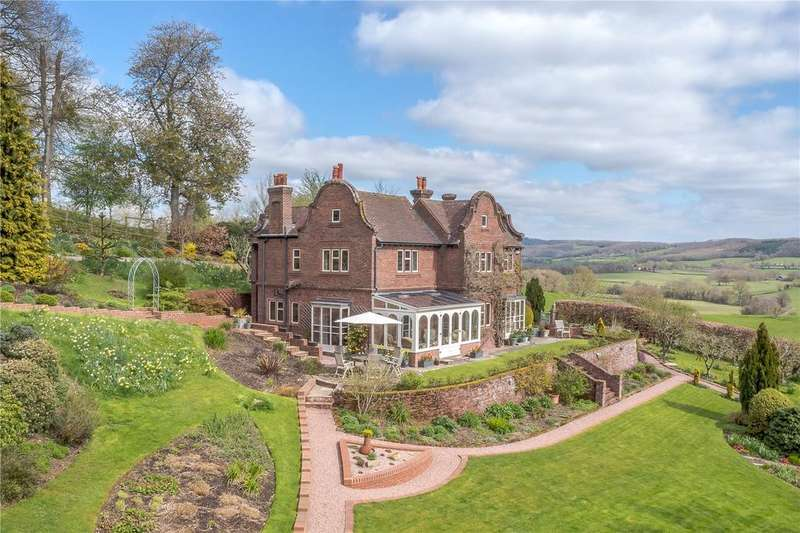 4 Bedrooms Unique Property for sale in Fownhope, Hereford, HR1