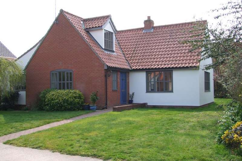4 Bedrooms Detached House for sale in Benhall Green, nr. Saxmundham
