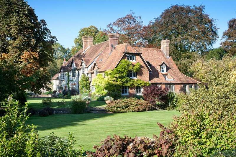 7 Bedrooms Detached House for sale in West Meon, Petersfield, Hampshire, GU32