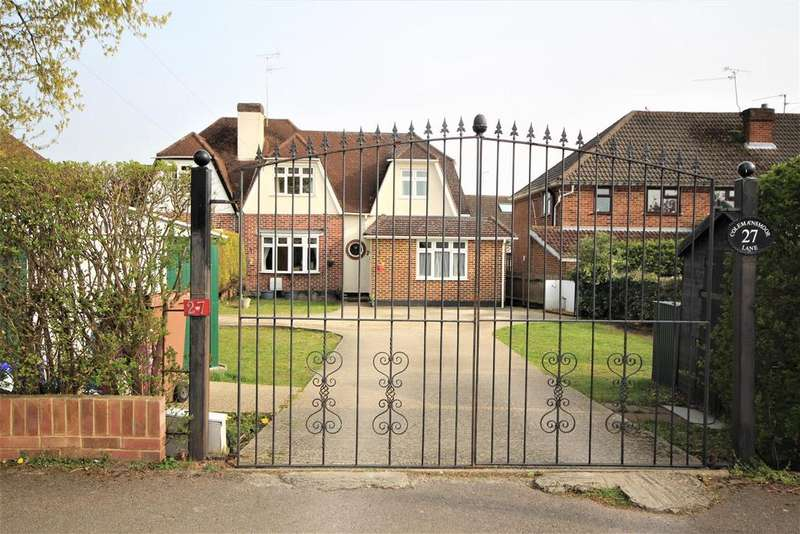 4 Bedrooms Land Commercial for sale in Colemans Moor Lane, Woodley, Reading
