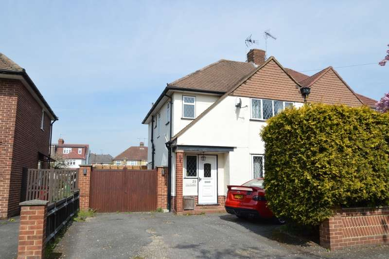 3 Bedrooms Semi Detached House for sale in Mulberry Drive, Langley, SL3