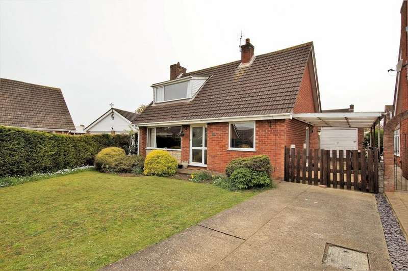 3 Bedrooms Detached House for sale in Flintham Close, Metheringham