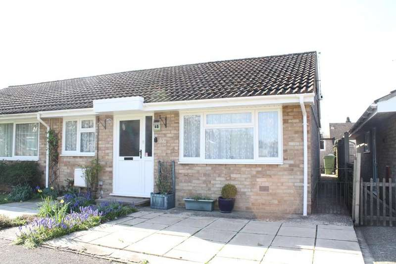 2 Bedrooms Semi Detached Bungalow for sale in Hillside Road