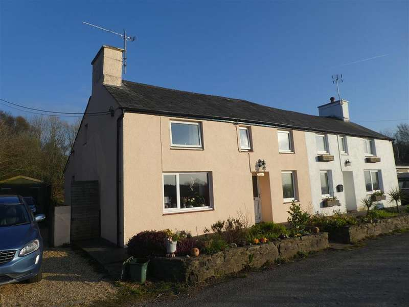 3 Bedrooms Cottage House for sale in Oakford, Nr Aberaeron