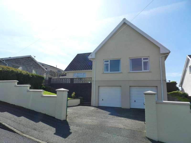 4 Bedrooms Detached Bungalow for sale in Douglas James Way, Haverfordwest, Pembrokeshire