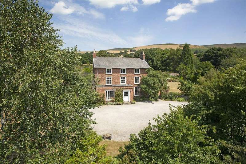 6 Bedrooms Detached House for sale in Llangynhafal, Nr Ruthin, Denbighshire, LL16