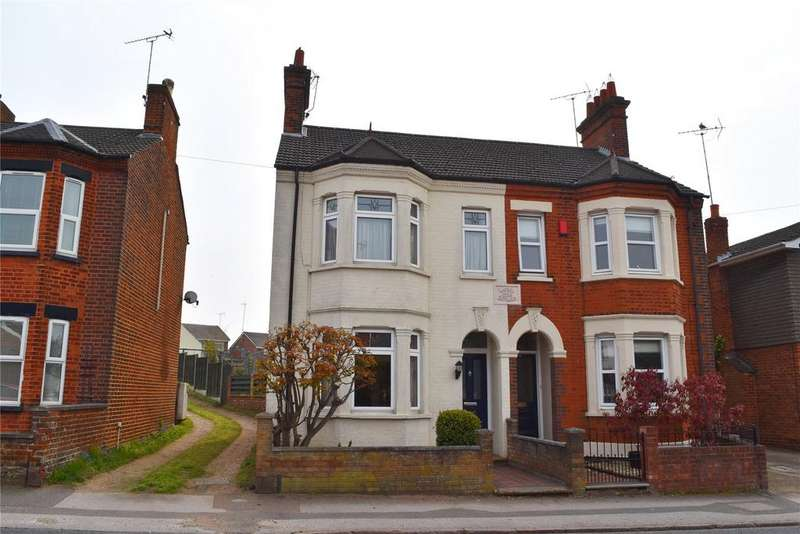 3 Bedrooms Semi Detached House for sale in Heath Road, Leighton Buzzard