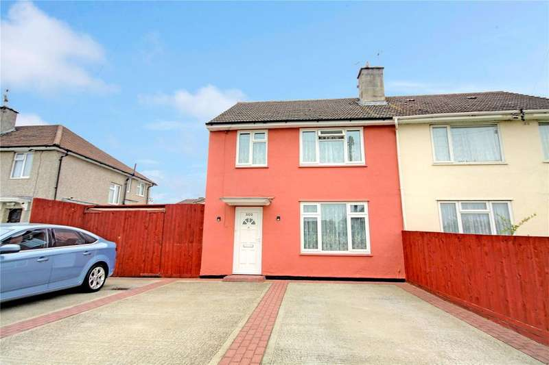 4 Bedrooms Semi Detached House for sale in Northumberland Avenue, Reading, Berkshire, RG2