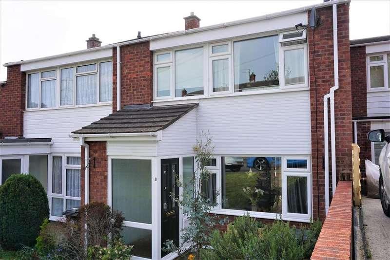 3 Bedrooms Terraced House for sale in Millbank Close, Brislington, Bristol