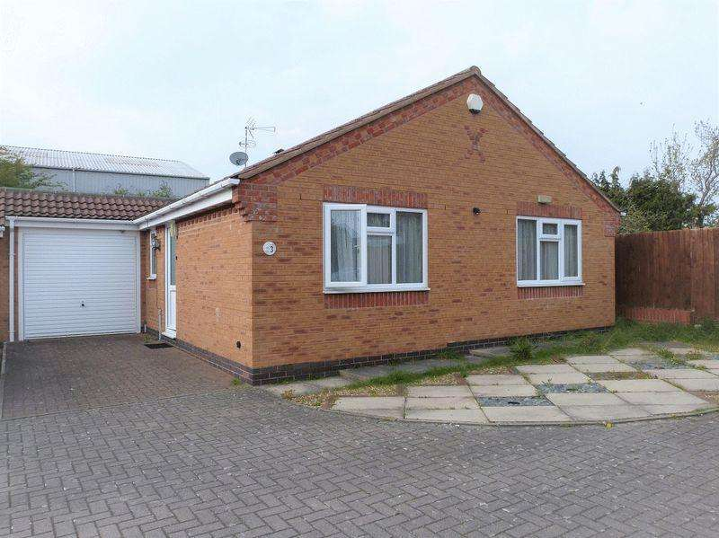 2 Bedrooms Detached Bungalow for sale in Lawn Close, Thurmaston