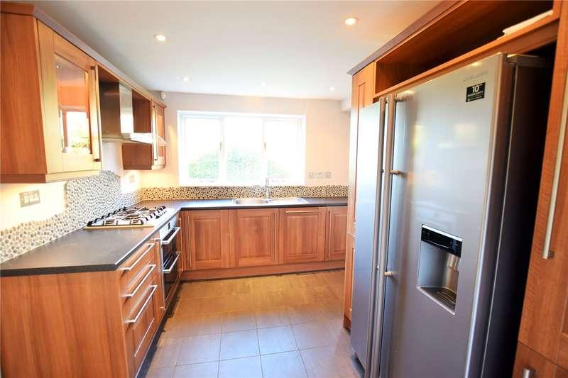 4 Bedrooms Detached House for rent in Merlin Clove, Winkfield Row, Bracknell, Berkshire, RG42