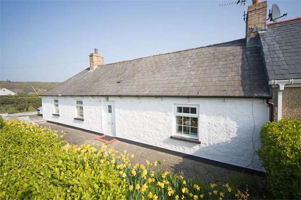 2 Bedrooms Cottage House for sale in Newtownards Road, Greyabbey, Newtownards, County Down