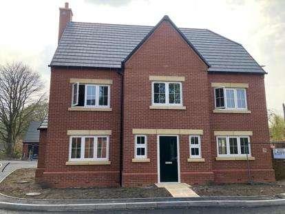5 Bedrooms Detached House for sale in Moor Road, Bestwood Village, Nottingham, Nottinghamshire