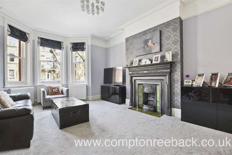 3 Bedrooms Apartment Flat for sale in Castellain Mansions, Maida Vale, W9