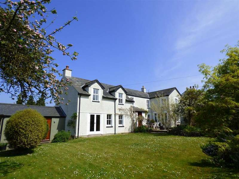 4 Bedrooms Detached House for sale in Hillview Cottage Gower Lane, Woodcroft, Chepstow