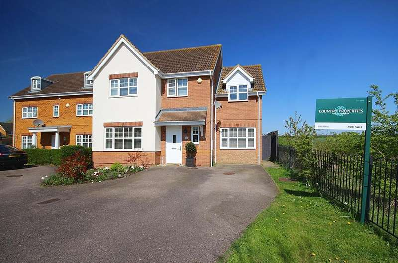 4 Bedrooms Detached House for sale in The Hermitage, Arlesey, SG15