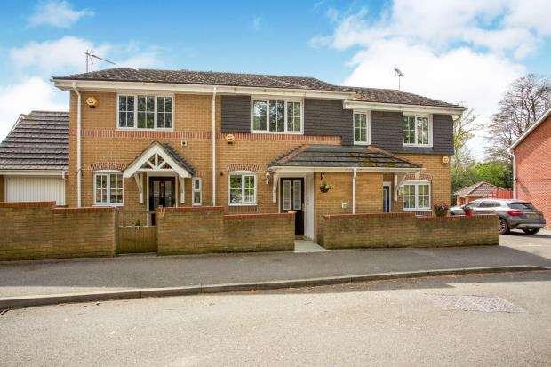 2 Bedrooms Terraced House for sale in Bracknell, Berkshire, .