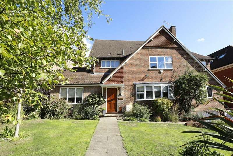 5 Bedrooms Detached House for sale in Church Hill, Wimbledon Village, London, SW19