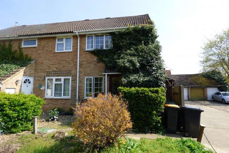 3 Bedrooms End Of Terrace House for sale in Milton Ernest, Beds, MK44 1SA