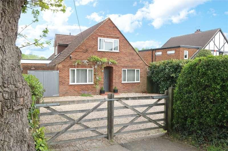 4 Bedrooms Detached House for sale in Colemansmoor Road, Woodley, Reading, Berkshire, RG5